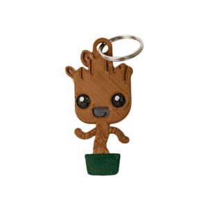 Baby Groot 3D kľúčenka