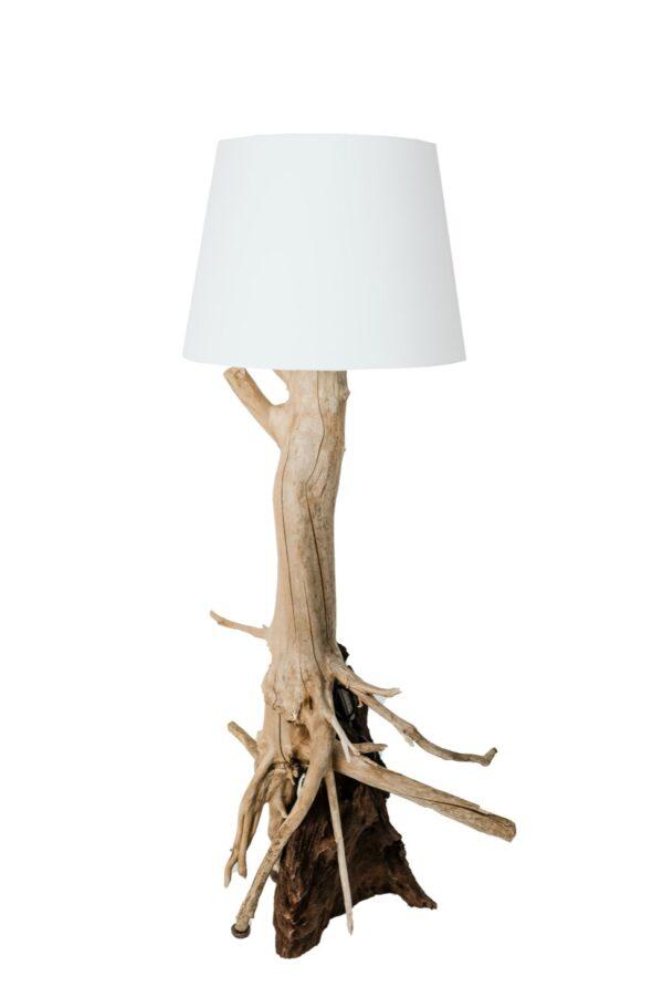 Drevená lampa Blended