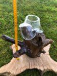 Lávové sklo Lyra